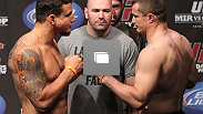 UFC 119: weigh in photo gallery