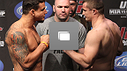 UFC®119: Weigh In Photo Gallery