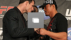 UFC®120: Press Conference Photo Gallery