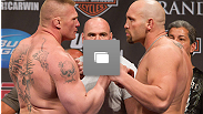 Photos from UFC®116 Weigh-Ins
