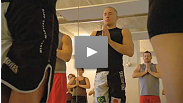 Watch a bonus scene from UFC Primetime: GSP and Nate the Great destress