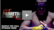 Assista ao episódio final do Primetime: GSP vs. Hardy