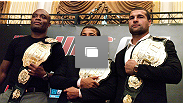 UFC&reg; announces its return to Brazil in August 2011 (Photos by Wander Roberto/Kevin Lynch)