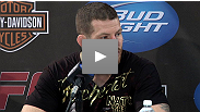 Nate Marquardt answers questions about the strange fight finish in Austin.