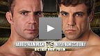 UFC&reg; Fight Night: Marquardt vs Palhares Prelim Fight - Jared Hamman vs  Kyle Kingsbury
