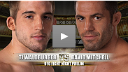 Two UFC newcomers square off in this match for a chance to shine in their debut.  Both TJ Waldburger and David Mitchell are grapplers who have used submissions to finish the majority of their fights.