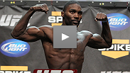 After a year away, Anthony Johnson returns to Rumble form and dominates a game opponent - hear his response to the crowd that booed him.