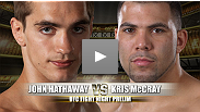 UFC Fight Night: Nogueira vs Davis Prelim: John Hathaway vs Kris McCray