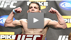 UFC Fight Night Live : Entrevue d&#39;apr&egrave;s-combat de Nik Lentz