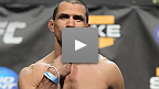 UFC Fight Night 24: Entrevista ap&oacute;s a luta com Aaron Simpson