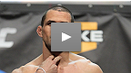 UFC Fight Night Live: Aaron Simpson, intervista dopo l'incontro