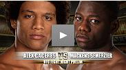 UFC Fight Night: Nogueira vs Davis Prelim: Alex Caceres vs Mackens Semerzier