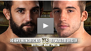 UFC Fight Night: Nogueira vs Davis Prelim: Johny Hendricks vs TJ Waldburger