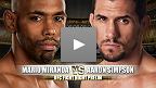 UFC Fight Night: Nogueira vs Davis Prelim: Mario Miranda vs Aaron Simpson