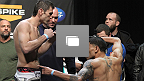 Pesée officielle de l'UFC® Fight Night Nogueira vs Davis