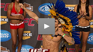 Watch the UFC Fight Night: Florian vs. Gomi weigh-in