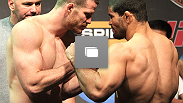UFC Fight Night&reg; Marquardt vs Palhares Weigh-In
