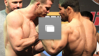 UFC Fight Night® Marquardt vs Palhares Weigh-In