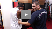 Learn MMA moves from Cain Velasquez, Ryan