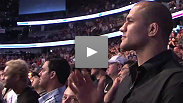 Get a Cigano's-eye-view of TUF coach Junior Dos Santos watching Brock Lesnar's last fight, hear Rashad come clean on his relationship with Jon Jones and go backstage at UFC Fight Night in Seattle.