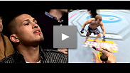 Never-before-seen footage from UFC 125, including lightweight contender Anthony Pettis' POV.