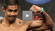 "Mark Munoz  sees his hard work pay off, stopping CB Dollaway with a barrage of vicious punches and hammerfists. Hear why he feels like a ""blessed man"" after his big win."