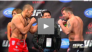 Watch the official weigh-in for UFC Live on Versus: Sanchez vs. Kampmann.