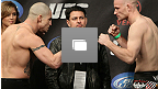 Pes&eacute;e officielle de l&#39;UFC&reg; Live Sanchez vs Kampmann