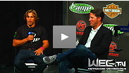 Urijah Faber answers fan questions about his favorite fighter, injuries, teammates and... Adolf Hitler.