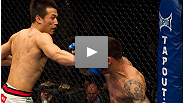 WEC: Hear why George Roop asked for the fight with the Korean Zombie. Roop hopes to stalk Chan Sung Jung with strikes Thursday night... check out the hat he's wearing in preparation for Zombie-hunting.