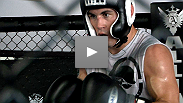 WEC bantamweight Dominick Cruz has just one more fight to get through before becoming the UFC champion - hear why he's just as motivated at the gym as he is in the Octagon.