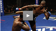 Witness Anthony Njokuani's slick moves... in and out of the Octagon
