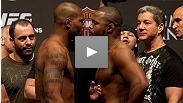 Fighters weigh in for UFC 114