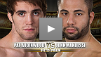 UFC® 124 Prelim Fight: Pat Audinwood vs  John Makdessi
