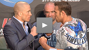 Legacies. Underdogs. Pressures. Georges St-Pierre and Jake Shields cover a lot of topics during the pre-fight press conference for UFC® 129.