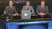 Todd Harris, Kenny Florian and Stephan Bonnar talk about the tough, technical battle that unfolded between reigning champion Georges St-Pierre and Jake Shields.