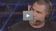 UFC&#39;s heavyweight champion Cain Velasquez stopped by the UFC Central booth at UFC 129 to talk about the incredible night of fights in Toronto.