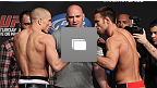 UFC® 129 Weigh-In