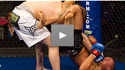 Mark Hominick takes out wrestler Bryan Caraway with a textbook triangle at WEC: Varner vs. Henderson.