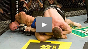 GSP wins the interim Welterweight Championship by taking out Matt Hughes at UFC 79.