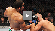 UFC&reg; Featherweight champion Jose Aldo retains his title after an all-out war with Mark Hominick. Find out what he has to say about his gameplan, and his opponent.