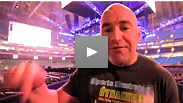 Dana gives a tour of the Rogers Centre, and explains what makes UFC&reg; 129 such a unique experience.