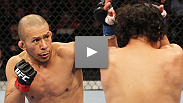 Ivan Menjivar makes a triumphant return to the Octagon™ at UFC® 129. Hear his thoughts on his fight with Charlie Valencia.