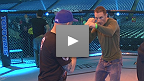 UFC 129: Octagon Warm Up