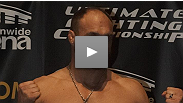 """The Natural"" goes out with his head held high - hear what the legend has to say after his shocking loss to Lyoto Machida."