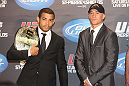 Jose Aldo &amp; Mark Hominick