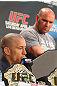 Georges St-Pierre & Dana White