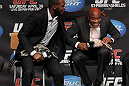Jon Jones &amp; Anderson Silva