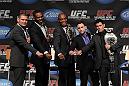Cain Velasquez, Jon Jones, Anderson Silva, Frankie Edgar & Dominick Cruz
