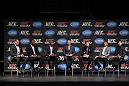 Cain Velasquez, Jon Jones, Anderson Silva, Georges St-Pierre, Frankie Edgar, Jose Aldo & Dominick Cruz